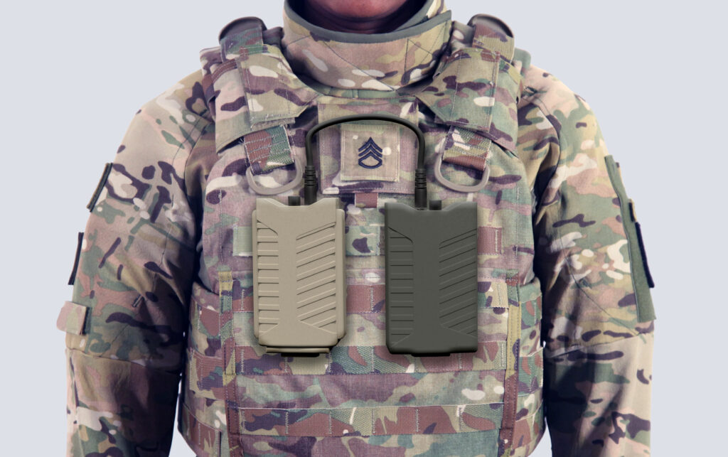 Wearable Counter UAS Jammer