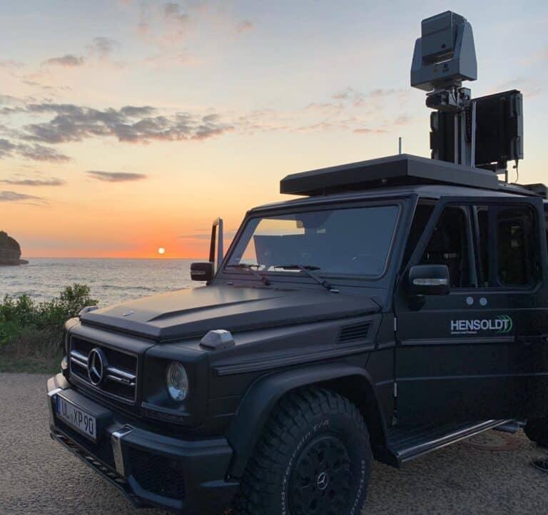 HENSOLDT - MyDefence Counter UAV Systems